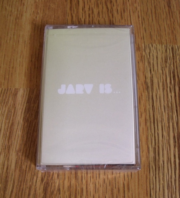 Jarv Is - Beyond The Pale - New Cassette