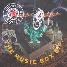 "Down N Outz – Music Box – New 12"" EP – RSD20"