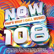 NOW That's What I Call Music 108 - New 2CD
