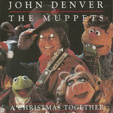 John Denver And The Muppets - A Christmas Together - Ltd Green LP
