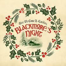 "Blackmore's Night - Here We Come A-Caroling - Ltd Green 10"" EP"