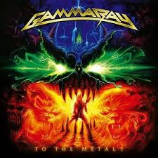 Gamma Ray – To The Metal – New Orange LP - RSD20