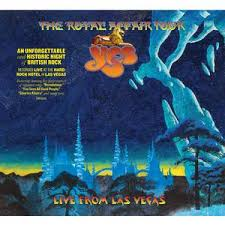 Yes - The Royal Affair Tour Live From Las Vegas - New CD