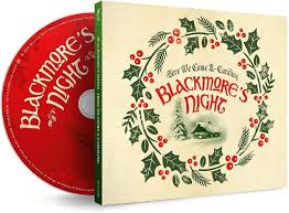 Blackmore's Night - Here We Come A-Caroling - New Ltd CD