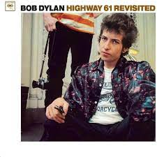 Bob Dylan - Highway 61 Revisited - Clear LP
