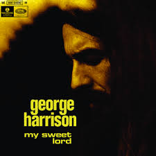 "George Harrison ‎- My Sweet Lord – New Coloured & Numbered 7"" Single - Rsd20 Black Friday"