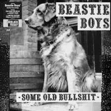 Beastie Boys - Some Old Bullshit – New White LP – Rsd20 Black Friday