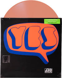 Yes - 1st Album (50th Anniversary) - RSD19 - New Ltd Orange LP