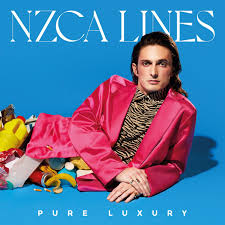 NZCA Lines - Pure Luxury (Love Record Stores) - New Ltd LP w/ Signed Print