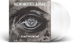 New Model Army - Carnival - New Ltd White Redux Edition2 LP