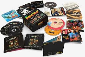 Focus - 1970-1976 -  50 Years Anthology - New 9CD +2DVD Box Set