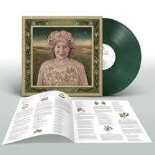 Shirley Collins - Heart's Ease - Love Record Stores - New Ltd Dark Green LP