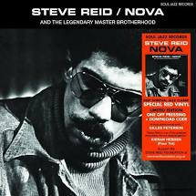 Steve Reid - Nova - New Ltd Red LP