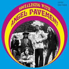 Angel Pavement - Socialising With Angel Pavement - RSD19 - New LP + 7