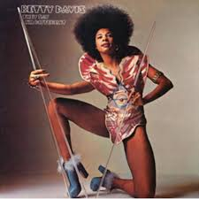Betty Davis - They Say I'm Different - New Reissue LP