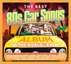 The Best 80s Car Songs Album In The World Ever! - New 3CD