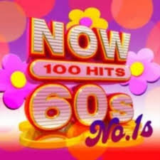 Now 100 Hits 60s No.1s - New 4CD