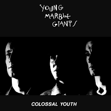 Young Marble Giants - Colassal Youth - New 40th Anniversary Ltd Edition Clear 2LP + DVD