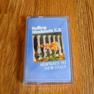Rolling Blackouts C.F. Sidesways To New Italy - New Cassette