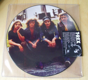"T-Rex - Get It On/Rip Off - New Ltd 7"" Picture Disc Single"