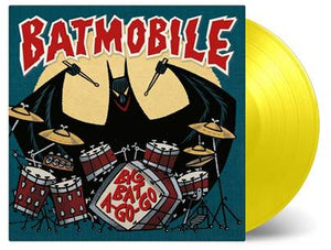 "Batmobile - Big Bat A Go-Go - New 7"" - RSD20"