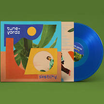 Tune-Yards - Sketchy - New Ltd Blue LP