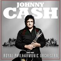 Johnny Cash & The Royal Philharmonic Orchestra - New LP