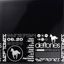 Deftones - White Pony (20th Anniversary) - New 4LP Deluxe Edition