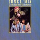 Kevin Ayers, John Cale, Eno, Nico - June 1, 1974 - New CD