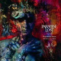 Paradise Lost - Draconian Times - 25th Anniversary Edition - Blue 2LP