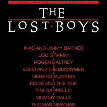 The Lost Boys Original Soundtrack - New Red LP - National Album Day 2020