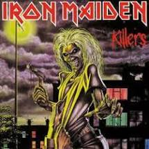 Iron Maiden - Killers - New Reissue LP