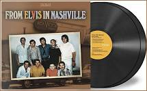 From Elvis In Nashville - New 2LP