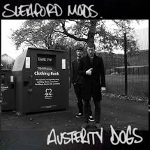 Sleaford Mods - Austerity Dogs - New Neon Yellow LP