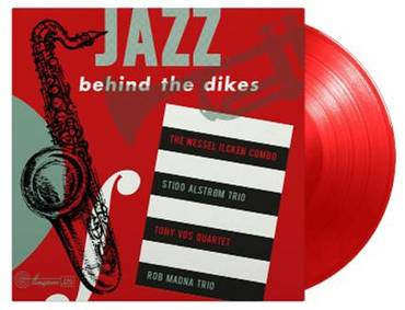 Various Artists - Jazz Behind The Dikes Vol. 1 - New Red LP - RSD Black Friday