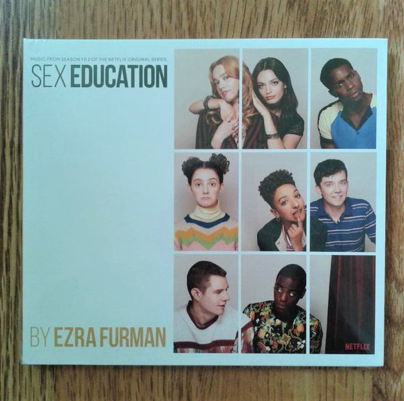 Ezra Furman - Sex Education OST New CD