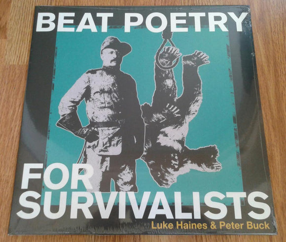 Luke Haines & Peter Buck - Beat Poetry New LP