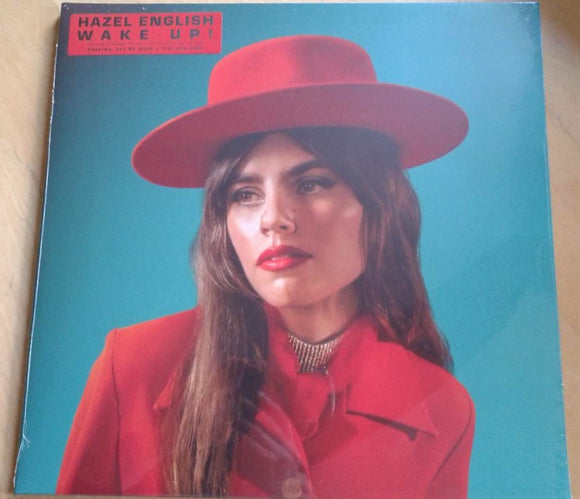 Hazel English - Wake Up! Ltd Red New LP