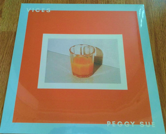 Peggy Sue - Vices New LP