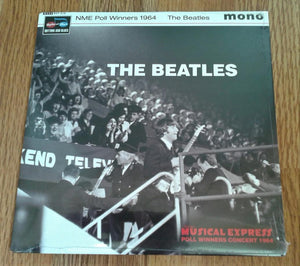 "The Beatles ‎– NME Poll Winners Concert 1964 New 7"" Single"