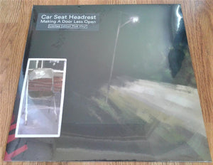 Car Seat Headrest - Making A Door Less Open Ltd Pink New LP