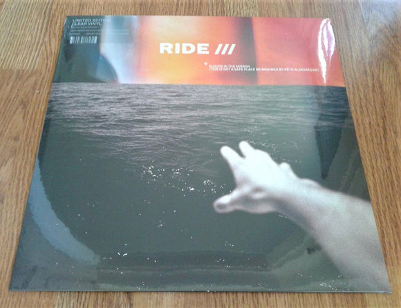 Ride - Clouds In The Mirror (This Is Not A Safe Place Reimagined By Pêtr Aleksänder) Ltd ClearNew LP