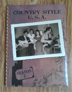 Country Style USA Season 3 Used DVD