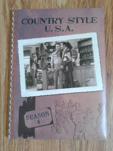 Country Style USA Season 4 Used DVD