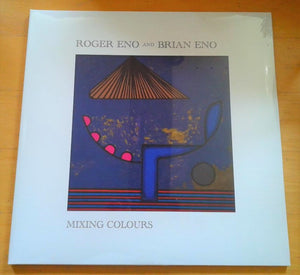 Roger Eno and Brian Eno - Mixing Colours 2LP