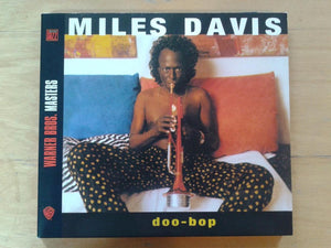 Miles Davis - Doo Bop Used CD