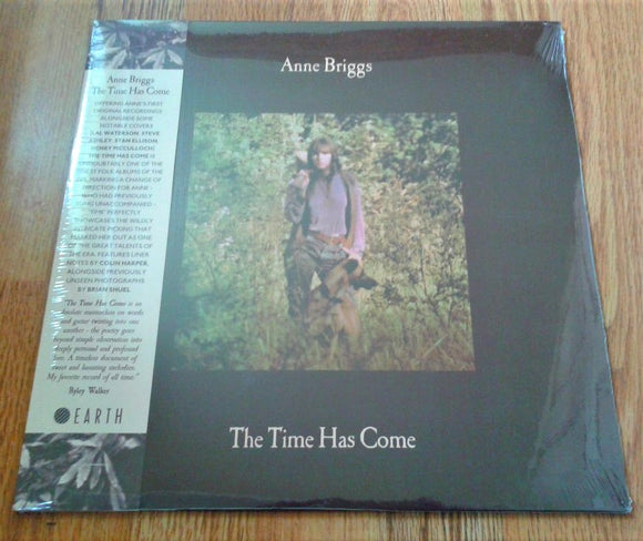 Anne Briggs - The Time Has Come - New LP