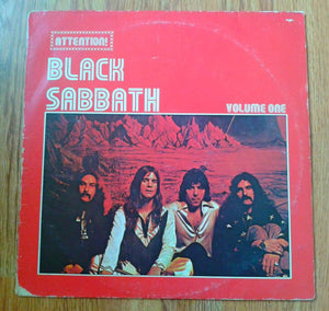 Black Sabbath - Attention! Black Sabbath Volume One Used LP