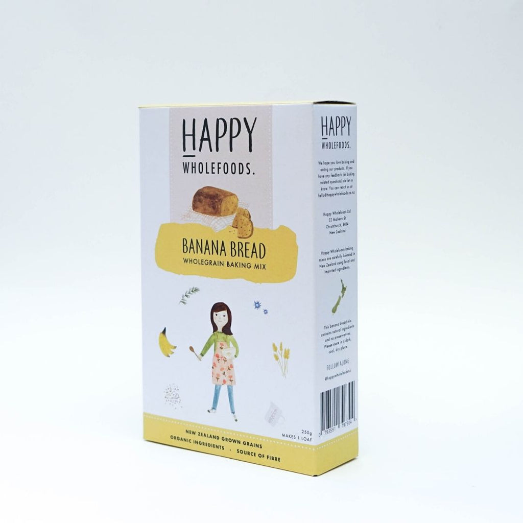 Happy Wholefoods Banana Bread