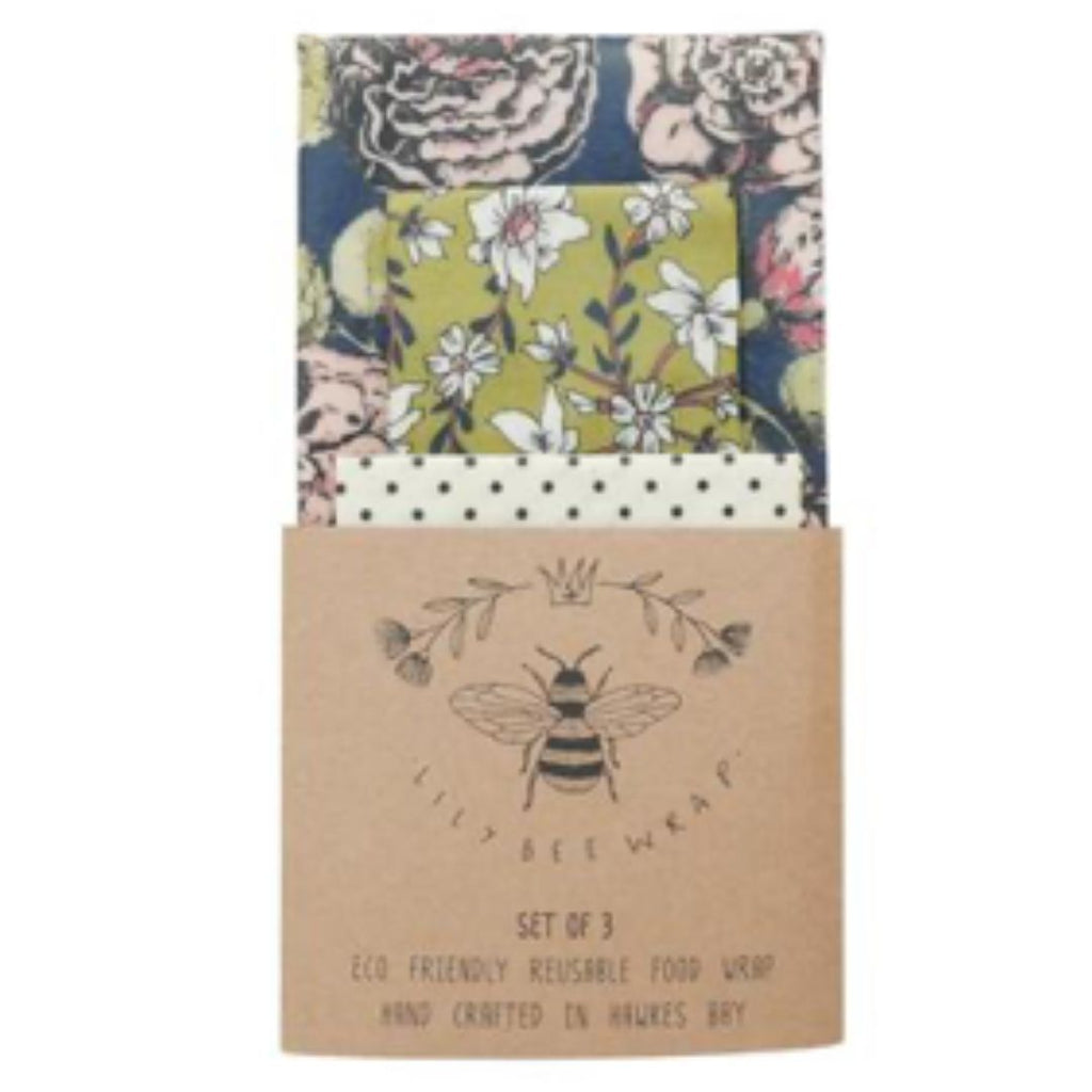 Gift Product - Lilly Bees Wax Pack 3